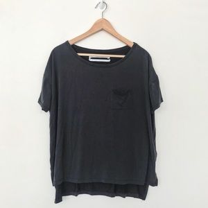 [Urban Outfitters] Silence + Noise boxy tee